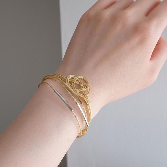 awaji bracelet ゴールド2