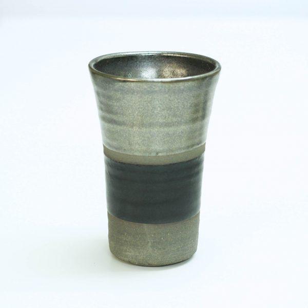 TSUNE 麦酒杯 -ラスター黒-