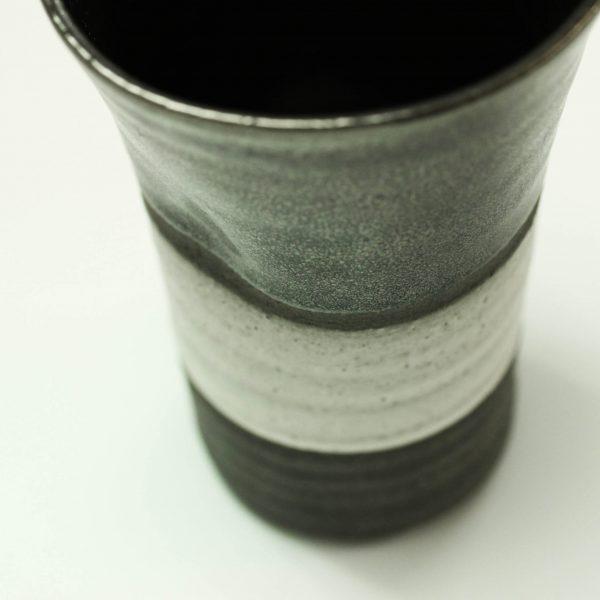 TSUNE 麦酒杯 -ラスター白-