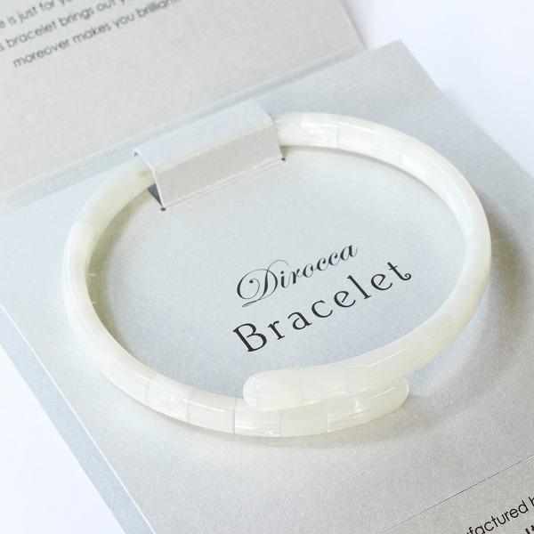 キッソオ Dirocca ブレスレット -白タイル-2