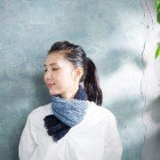 工房織座 kobooriza コットンキャップ -着用写真- 8