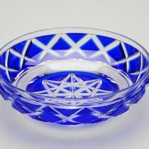 005107小皿A(瑠璃)